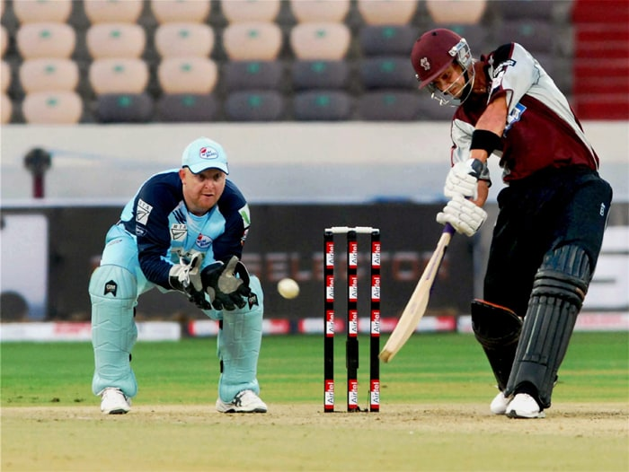 CLT20: NSW vs Somerset