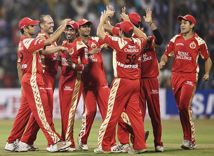 CLT20: RCB vs Volts