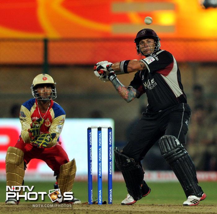 CLT20: Bangalore beat Somerset