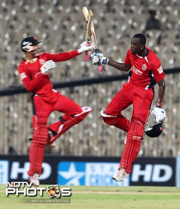 CLT20: Trinidad and Tobago beat Cobras
