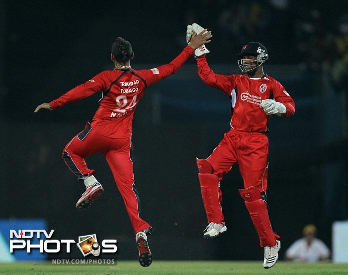 Trinidad & Tobago stun Chennai