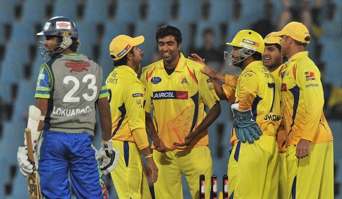 CLT20: Chennai vs Wayamba