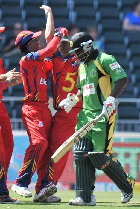CLT20: Lions vs Guyana