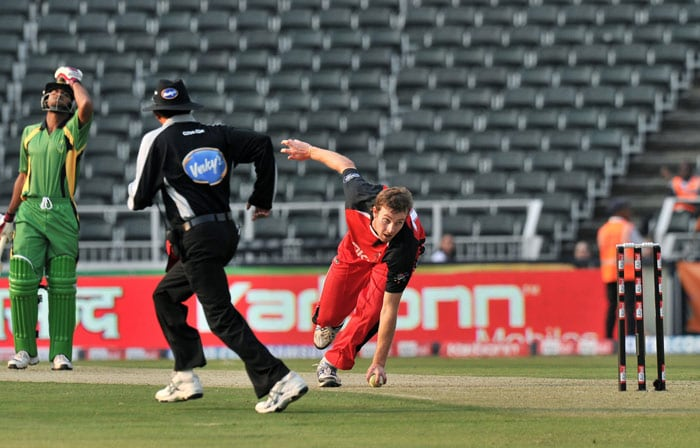 CLT20: Redbacks vs Guyana