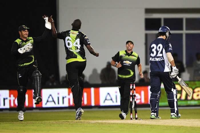 CLT20: Warriors vs Victoria