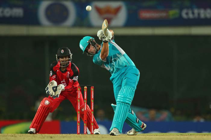 CLT20 2013: Trinidad & Tobago beat Brisbane Heat