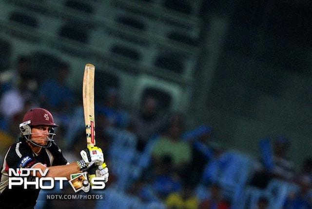 Mumbai Indians down Somerset, enter final
