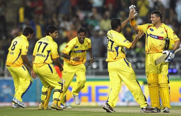 CLT20 Final: Chennai vs Warriors