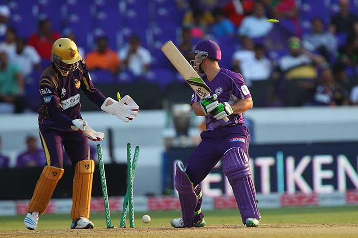CLT20: Chennai to Clash vs Kolkata in Final