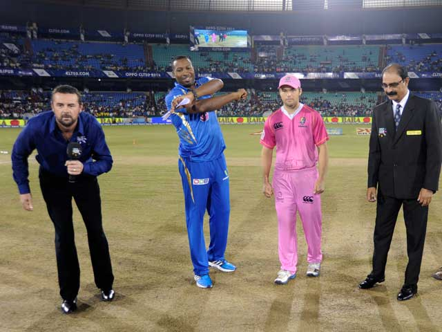 CLT20: Defending Champions Mumbai Indians Crash Out After Six-Wicket Loss