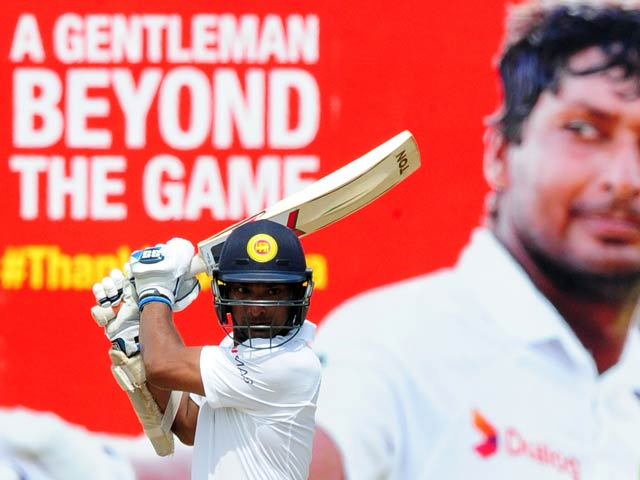 2nd Test: India, Sri Lanka Share Day 2 Honours in Sangakkara