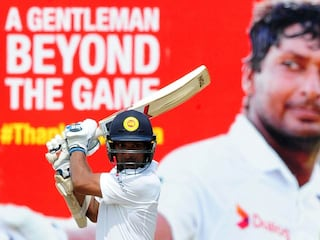 2nd Test: India, Sri Lanka Share Day 2 Honours in Sangakkaras Final Match