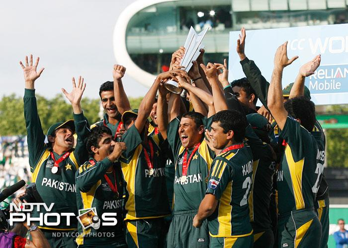 The contenders at the World T20 2012