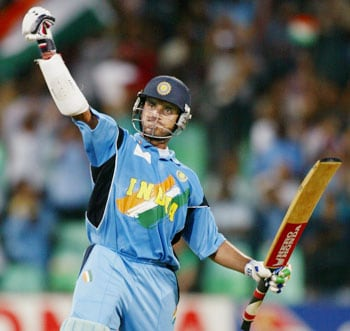 How Ganguly changed the face of Indian cricket
