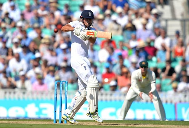 Ashes 2015: England Stare at Defeat Despite Gritty Cook Knock