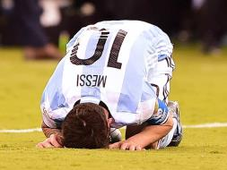 Photo : Lionel Messi Announces Retirement From International Football