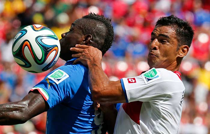 Costa Rica Stages World Cup Upset, Beat Italy 1-0