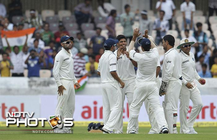 1st Test: India beat New Zealand by an innings and 115 runs