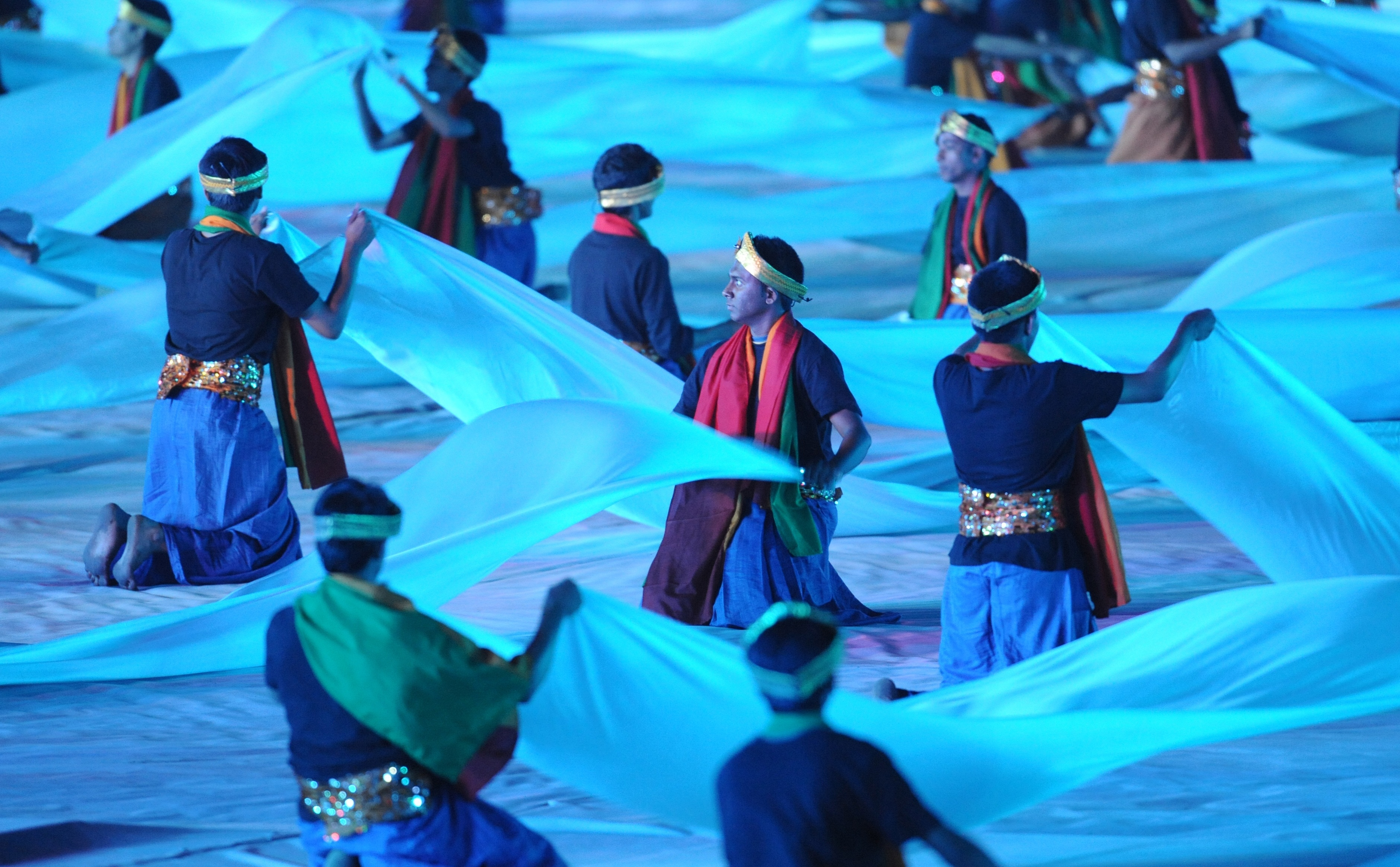 World Cup Opening Ceremony 2011