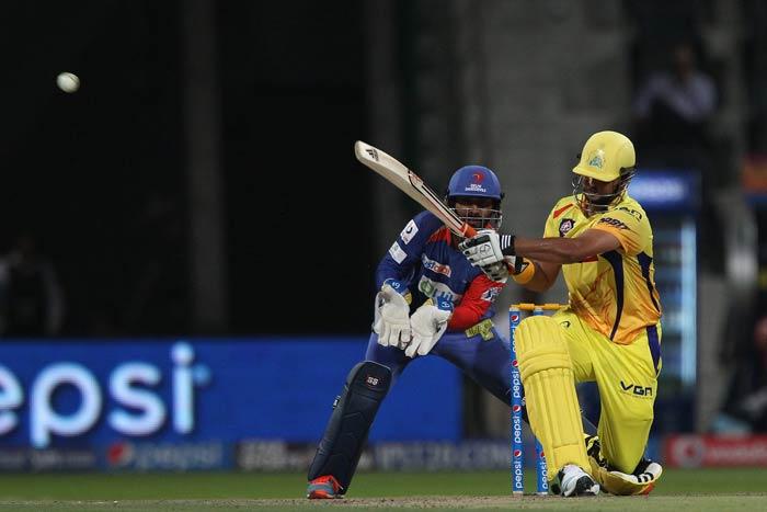 IPL 7: CSK crush Daredevils