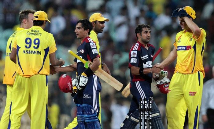IPL 3: Chennai vs Delhi