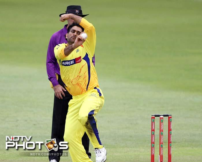 CLT20: Chennai Super Kings pick consolation win against Yorkshire