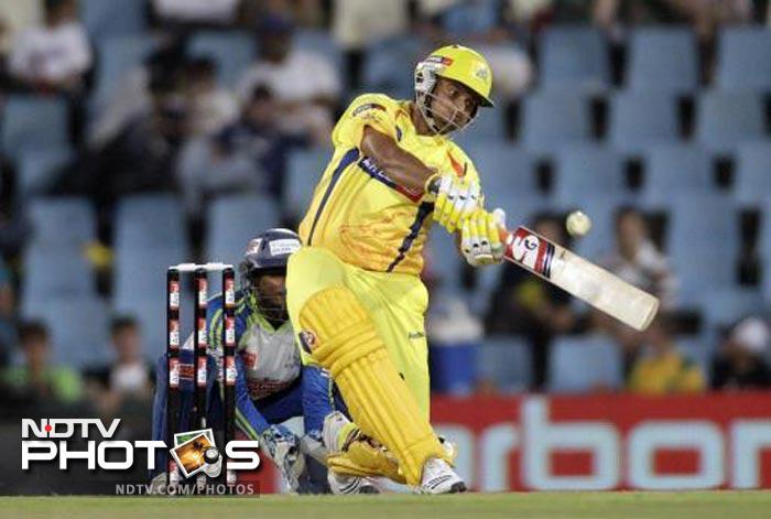 IPL 2012: Super Kings' Chennai Combatants