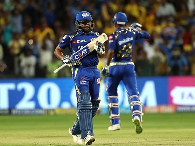 IPL 2018: Rohit Sharma, Evin Lewis Turn Things Around For Mumbai Indians