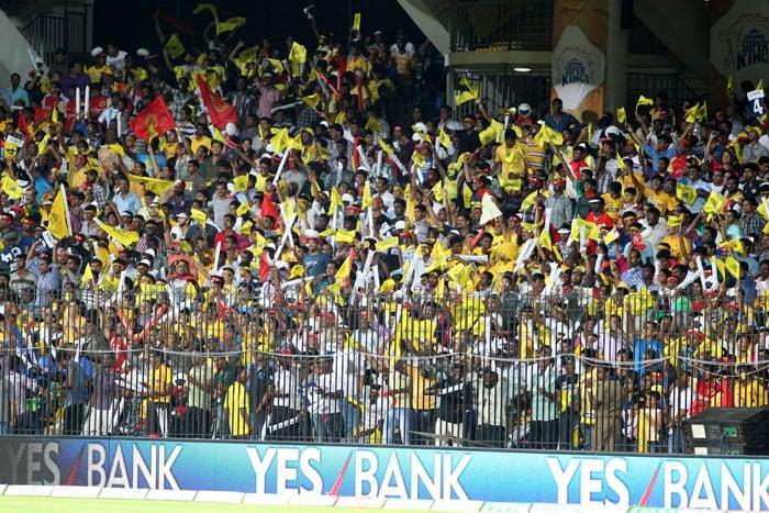 Chennai Super Kings vs Royal Challengers Bangalore
