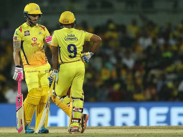 Chennai Super Kings Beat Kolkata Knight Riders By 7 Wickets To Top IPL 2019 Points Table