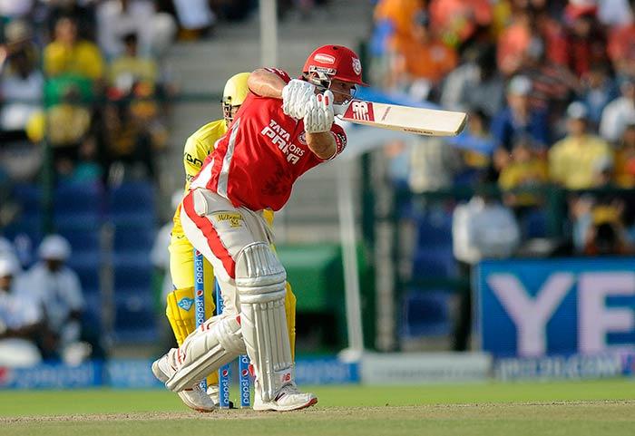 IPL 7: Glenn Maxwell scripts massive KXIP win vs CSK