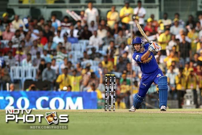 IPL 5: Du Plessis stars in Chennai's last ball win