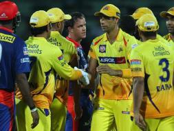 Photo : IPL 2015: Chennai Super Kings Win Thriller vs Delhi Daredevils
