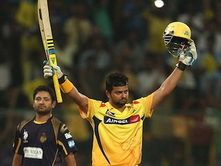 CLT20: Suresh Rainas Maiden Ton Helps Chennai Super Kings to Second Title