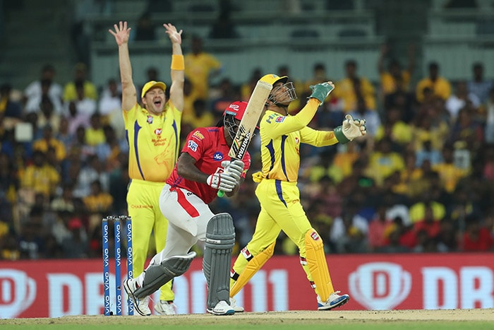 MS Dhoni Wins Tactical Battle Against Ravichandran Ashwin As CSK Beat KXIP