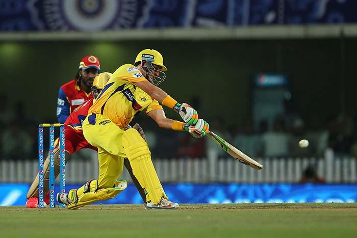 IPL 8: Chennai Edge Past Bangalore to Enter Record Sixth Final