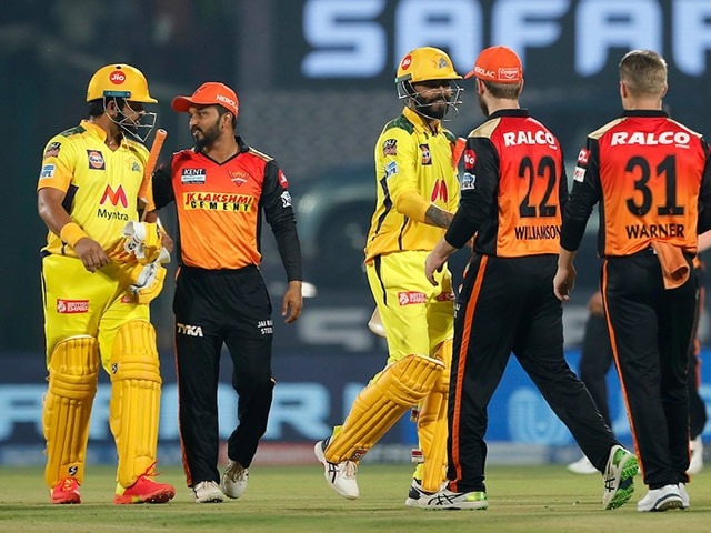 IPL 2021: CSK Outclass SRH By 7 Wickets To Register 5th Straight Win