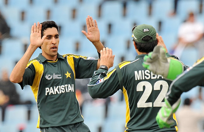 CT: Aus vs Pak, Match 11