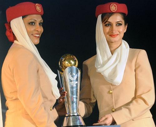 Champions Trophy: 5 tournaments, 6 winners