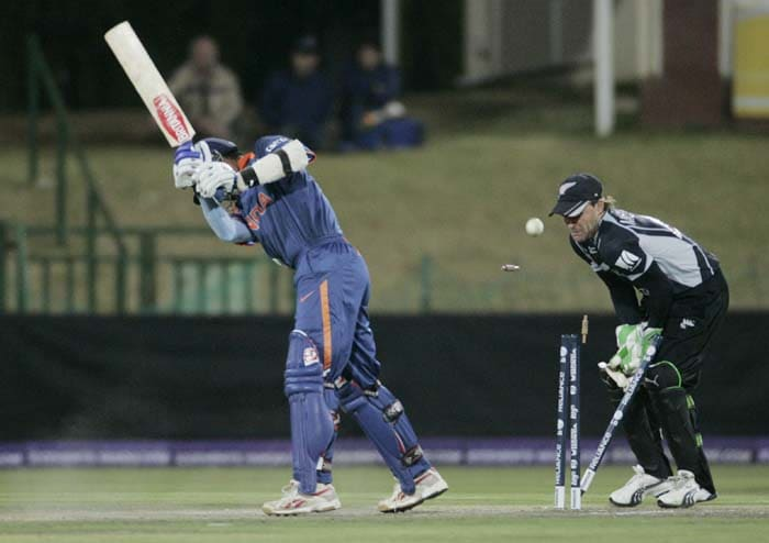 CT: Ind vs NZ warm-up tie