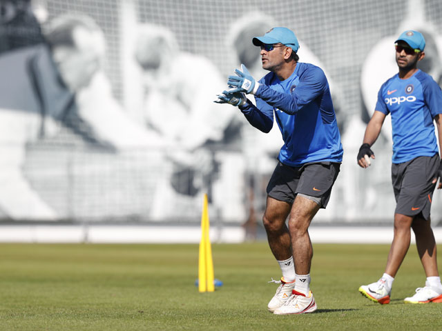 India, Pakistan Players Sweat It Out Ahead Of Blockbuster Clash