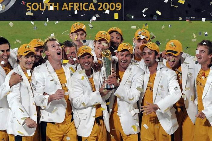 ICC Champions Trophy: A look at the past winners