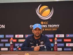 Photo : ICC Champions Trophy: Team India gear up for clash against West Indies