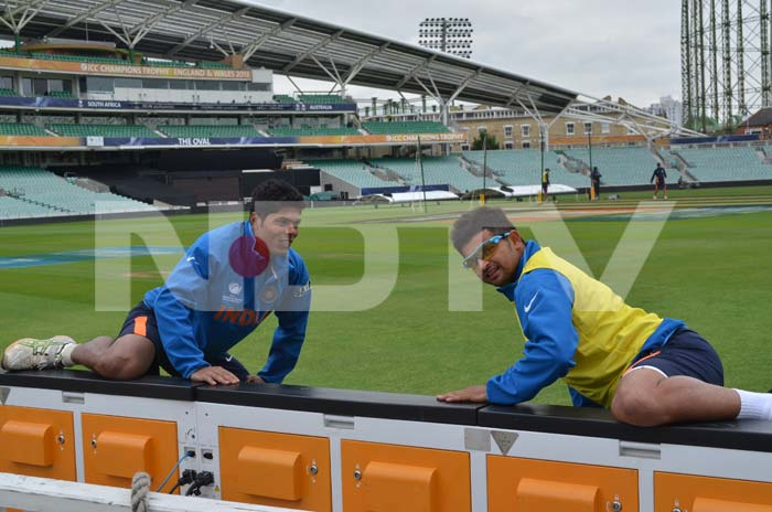 ICC Champions Trophy: Team India gear up for clash against West Indies
