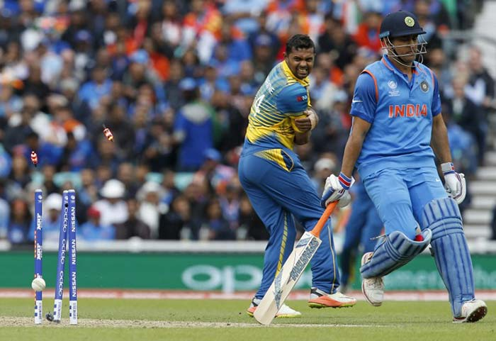Champions Trophy: India Suffer First Loss As Sri Lanka Pull Off Stunning Victory