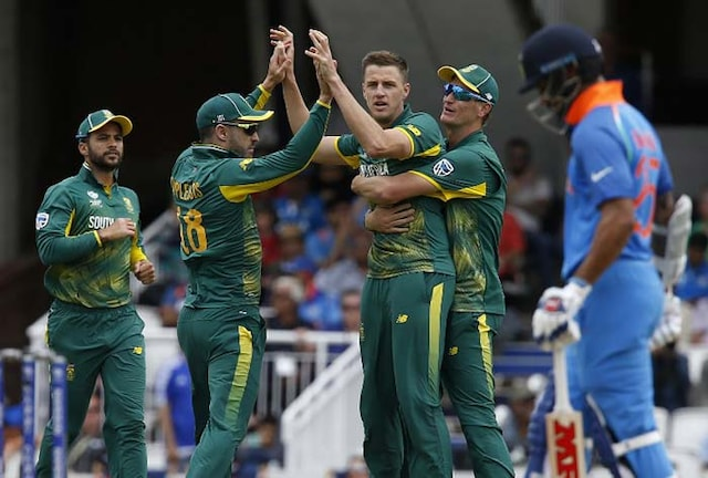 ICC Champions Trophy 2017: India Decimate South Africa To March Into Semi-Finals