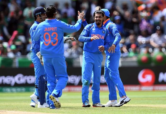 CT 2017: India Beat Bangladesh By 9 Wickets To Set Up Final Clash Vs Pakistan