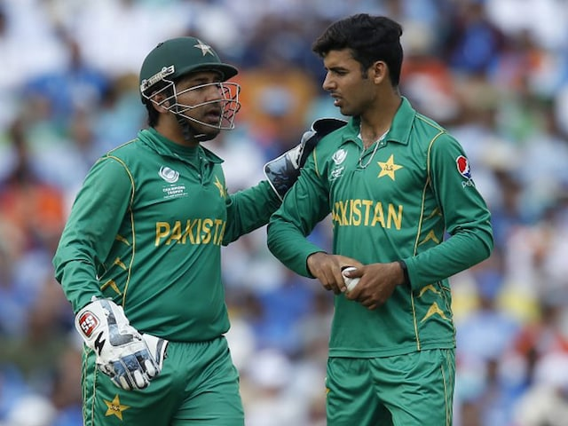 Pakistan Decimate India To Clinch Maiden Champions Trophy Title