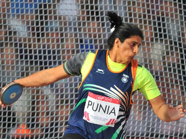 Photo : CWG: India's Quest for More Medals on Track