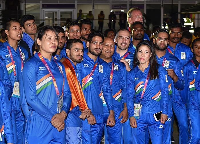 कॉमनवेल्थ गेम्स 2018 के लिए तैयार है भारतीय टीम